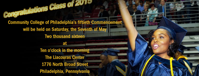 Congratulations to the class of 2016